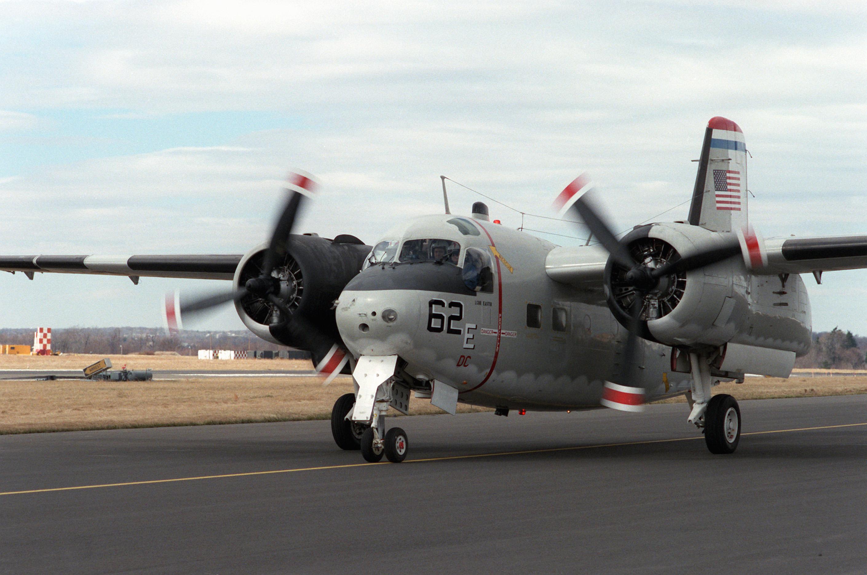 C-1 Trader - Cactus Air Force