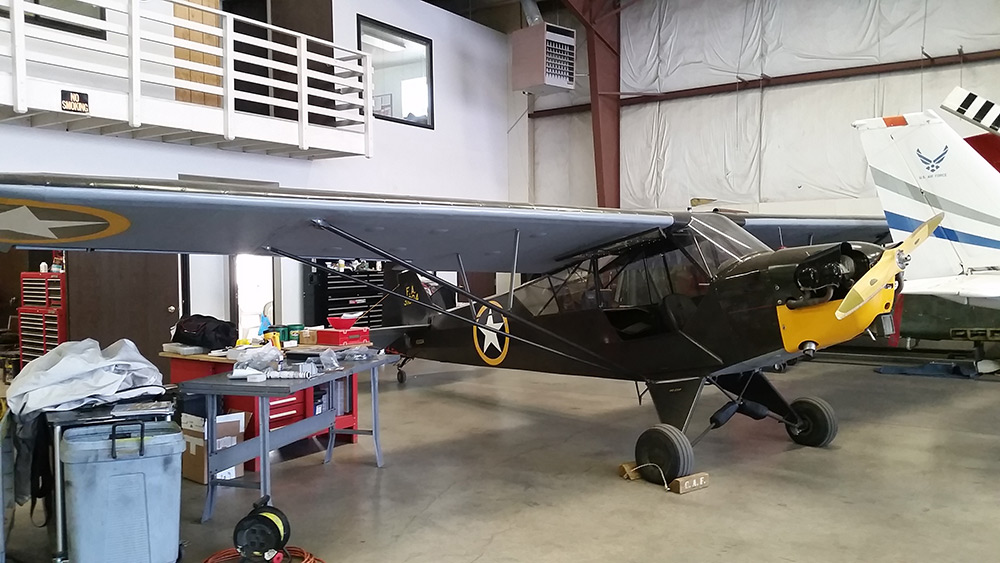L4 Piper Cub - Cactus Air Force
